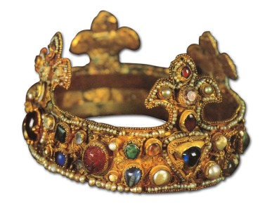 Romanesque_crown