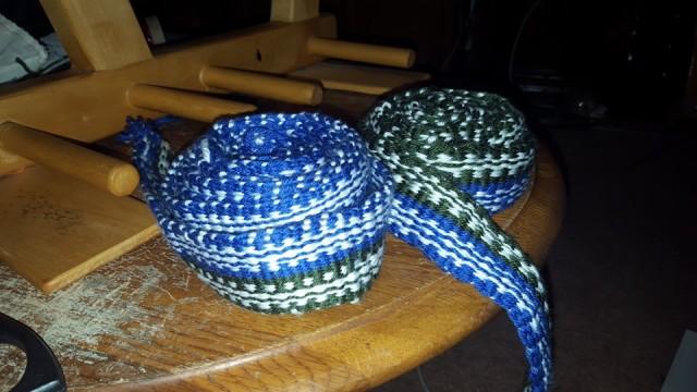 weavingdone