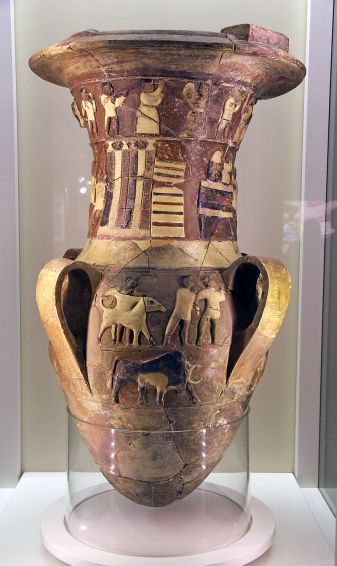 Vase A, image courtesy of Wikipedia