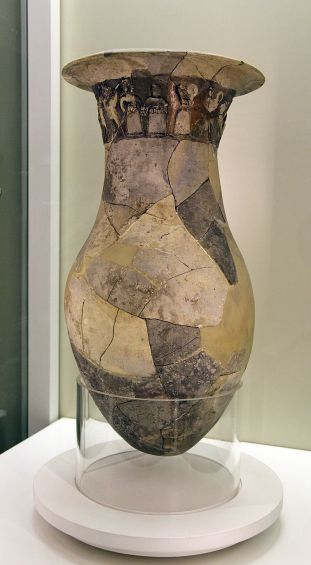 Vase B: Image courtesy of Wikipedia